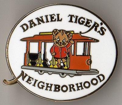 Daniel Tiger's Neighborhood Lapel Pin (Review) - The Mister