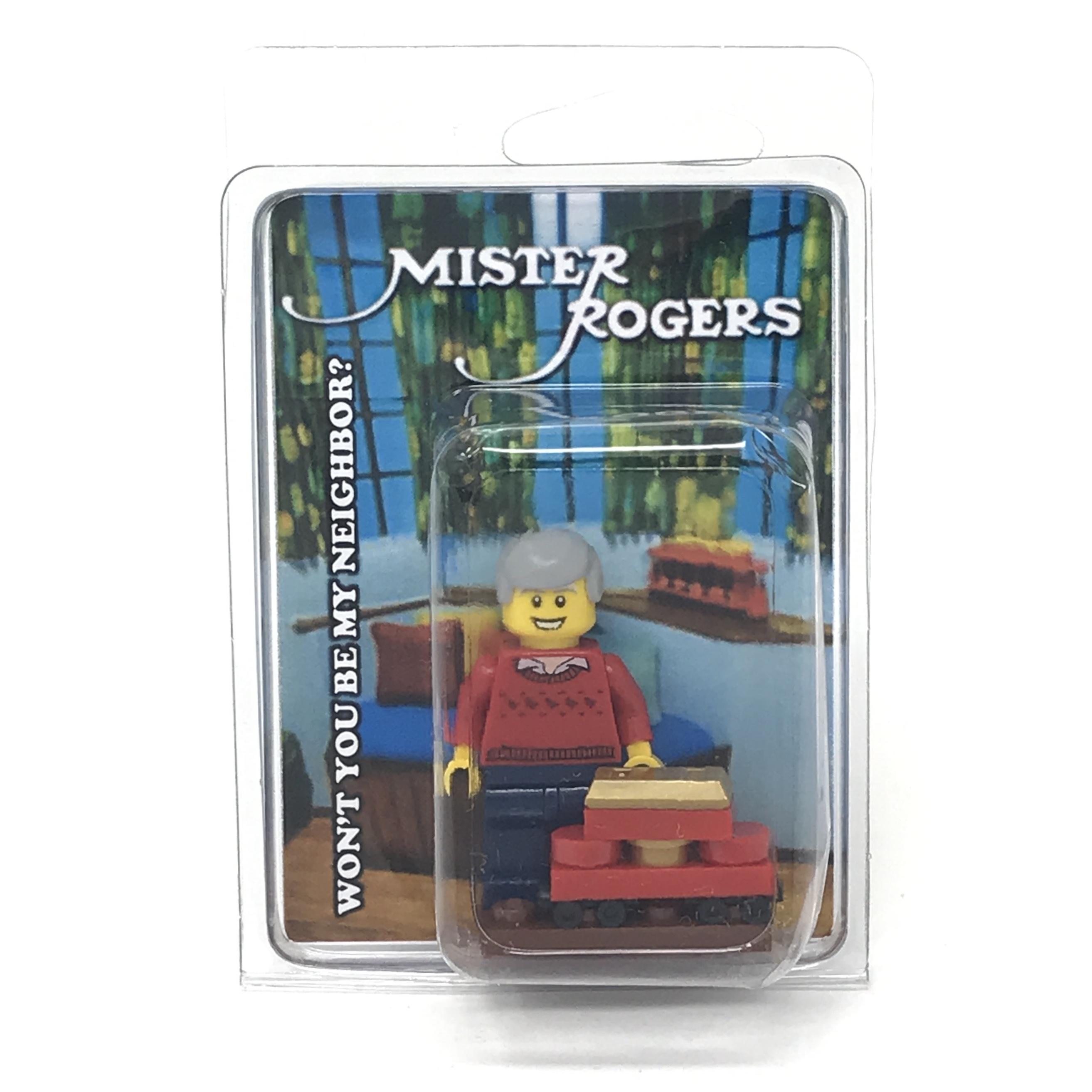 LEGO Custom Minifigure (Abbie Dabbles)